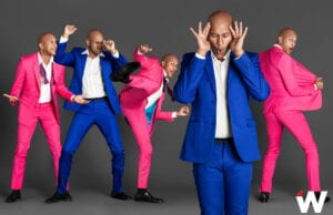 Keegan-Michael Key photographed by Corina Marie Howell