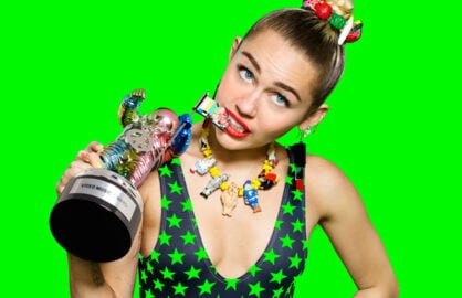 MileyVMA