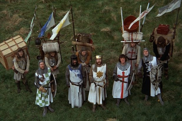 Image result for monty python and the holy grail