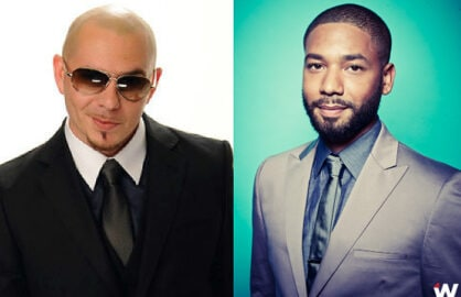 Pitbull, Jussie Smollett, Empire