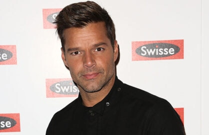 Ricky Martin Performs Private Concert -  Melbourne