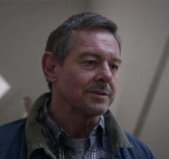 Roddy Piper in 'Don't Look Back'