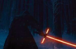 Star Wars Kylo Ren Adam Driver Trailer