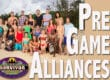 """Fans picked this cast for """"Surivvor Cambodia: Second Chance"""". Before they hit this beach, they spilled their pre-game strategy in confidential interviews. (Monty Brinton/CBS )"""