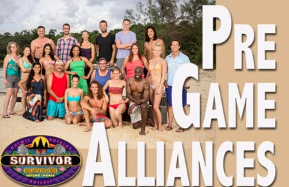 "Fans picked this cast for ""Surivvor Cambodia: Second Chance"". Before they hit this beach, they spilled their pre-game strategy in confidential interviews. (Monty Brinton/CBS )"
