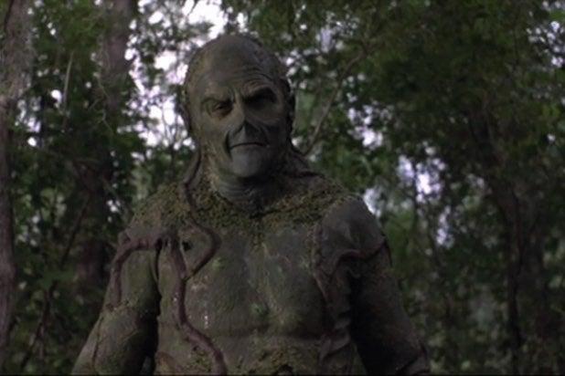 Swamp Thing movie still