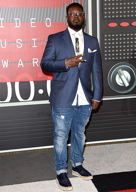 LOS ANGELES, CA - AUGUST 30: T. Pain attends the 2015 MTV Video Music Awards at Microsoft Theater on August 30, 2015 in Los Angeles, California. (Photo by Jason Merritt/Getty Images)
