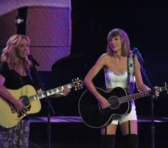 Taylor Swift Lisa Kudrow Smelly Cat