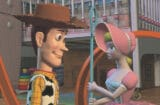 "Woody and Bo Peep, ""Toy Story 2"" (Disney-Pixar)"