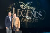 Disney D23 Expo, Bob Iger and Johnny Depp (Disney)