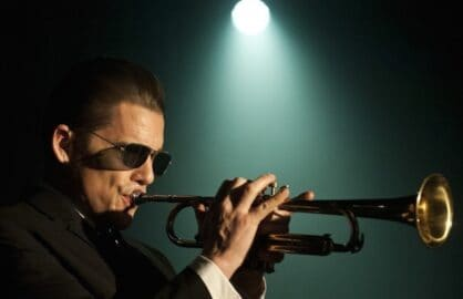 Ethan Hawke in Born to be Blue