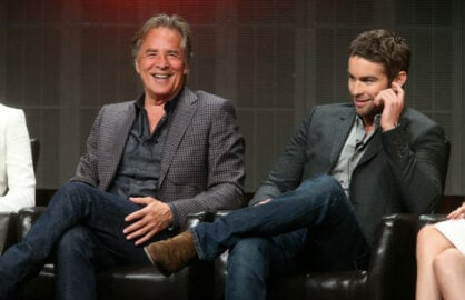 chace crawford don johnson