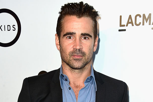 Colin Farrell Joins Ed...