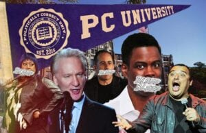 comedians on campus main