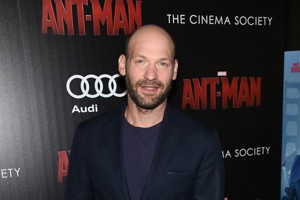 "attends Marvel's screening of ""Ant-Man"" hosted by The Cinema Society and Audi at SVA Theater on July 13, 2015 in New York City."