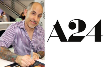 David Goyer (Michael Yarish/Warner Bros. Entertainment Inc. via Getty Images)