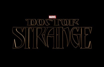 Doctor Strange logo (Marvel/Disney)
