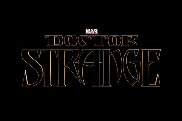 Doctor Strange logo (Marvel/Disney)