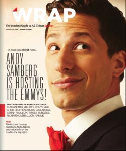 EmmyWrap 2015: Andy Samberg