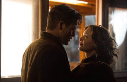THE FINEST HOURS Chris Pine, Holliday Grainger (Disney)