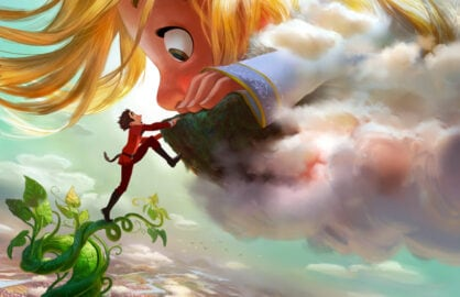'Gigantic' Disney's take on Jack and the Beanstalk (Disney)