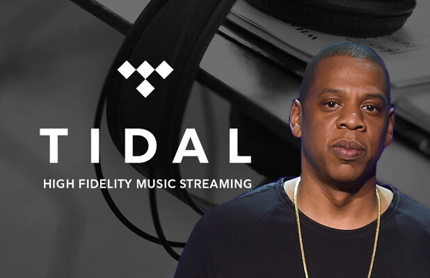 Jay Z, Tidal (Getty Images)