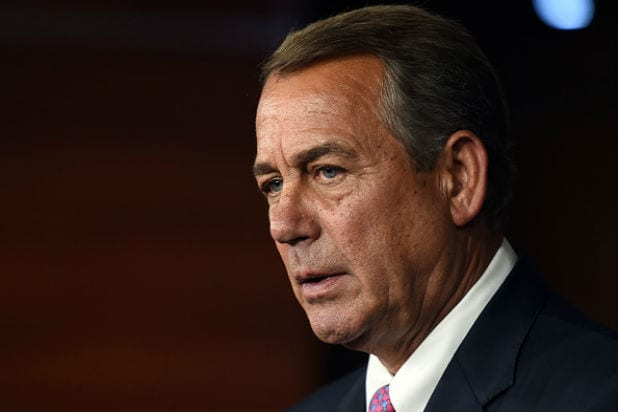 Boehner Says Pelosi Does a Better Job 'Holding Her Party Together' Than He Did as House Speaker (Video).jpg