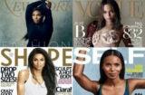 New York Magazine, Vogue, Shape, Self