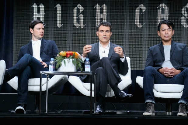 Man In The High Castle Star Rufus Sewell Talks Terrible Irony Of