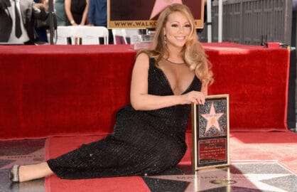 Mariah Carey (Kevin Winter/Getty Images)