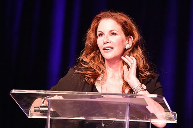 Melissa Gilbert (Paras Griffin/Getty Images)