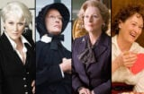 Meryl Streep in Devil Wears Prada, Doubt, Iron Lady, Julie & Julia
