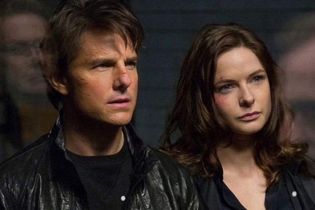 mission impossible rogue nation -sunday 5 reasons