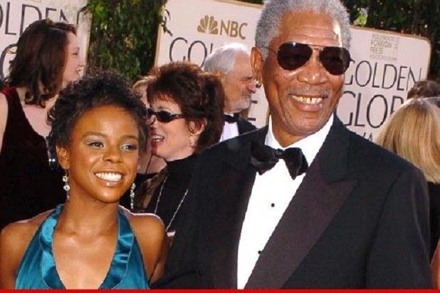 Boyfriend Of Morgan Freemans Step Granddaughter Sentenced To 20