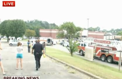 Antioch, Tennessee, Carmike 8 Cinemas shooting (WSMV - TV)