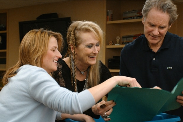 Ricki and the Flash: Mamie Gummer, Meryl Streep, Kevin Kline (Sony Pictures)
