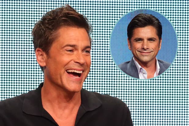 Rob Lowe and John Stamos (Frederick M. Brown/Getty Images)