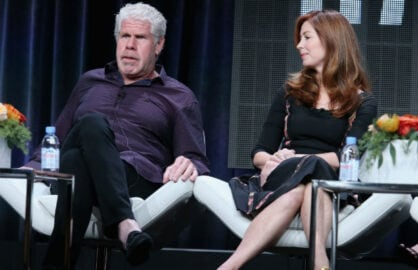 ron perlma dana delaney