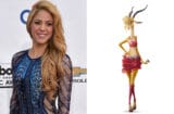 Singer Shakira will voice Gazelle in Zootopia (Disney)
