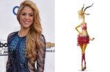 Singer Shakira will voice Gazelle in Zootopia (Disney)