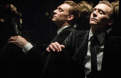 "Tom Hiddleston in ""High-Rise"""