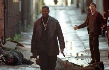 Training Day: Denzel Washington, Ethan Hawke (Warner Bros.)