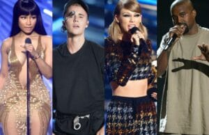 MTV VMA moments