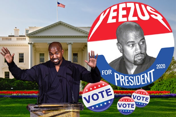 Kanye West for President 2020? It's Not as Crazy as You Think