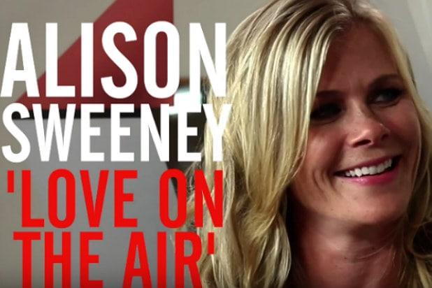 Alison Sweeney Talks Producing And Starring In Love On The Air