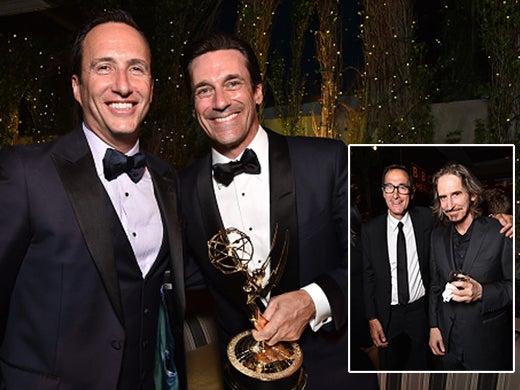 AMC Jon Hamm Wins Charlie Collier Josh Sapan