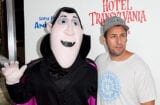LOS ANGELES, CA - SEPTEMBER 22: Actor/executive producer Adam Sandler attends the screening of Columbia Pictures and Sony Pictures Animation's 'Hotel Transylvania' at Pacific Theatre at The Grove on September 22, 2012 in Los Angeles, California. (Photo by Imeh Akpanudosen/Getty Images)