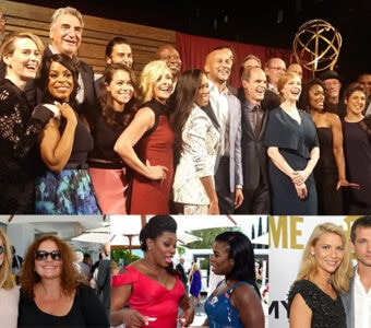 COVER - Emmys Party Pictures - Saturday Update