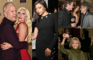 COVER - Lady Gaga American Horror Story Hotel Ryan Murphy Taraji Henson