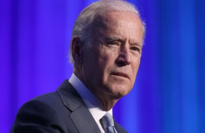 Stanford Rape Victim Is a 'Warrior With a Solid Steel Spine,' Joe Biden Says
